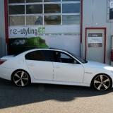 Folierung BMW weiss matt