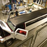 Car Wrapping Hummer Limousine