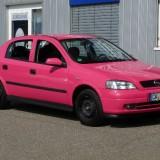 Folierung Opel