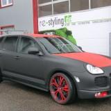 Folierung Porsche Cayenne