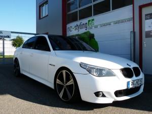 Folieren BMW