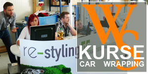 Car WRapping Kurse