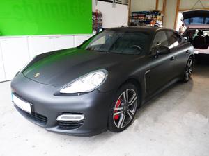 Porsche Panamera Folierung