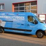 Vollverklebung Transporter Stuttgart