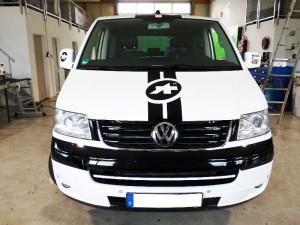 Beschriftung VW T5