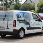 Fahrzeugbeschriftung Karlsruhe