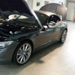 BMW-Z4-Folierung