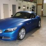 Folierung-BMW-Z4