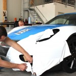 Vollverklebung Porsche Cayman
