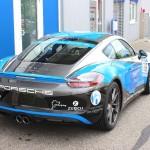 Porsche Cayman Sportliches Design
