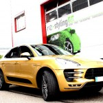 Macan Gold Folien