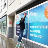 Beschriften Fenster Stuttgart